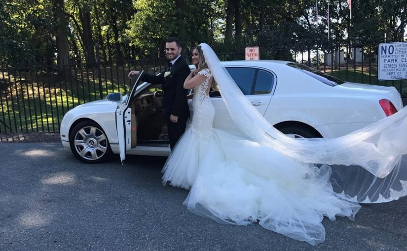 limo for your wedding