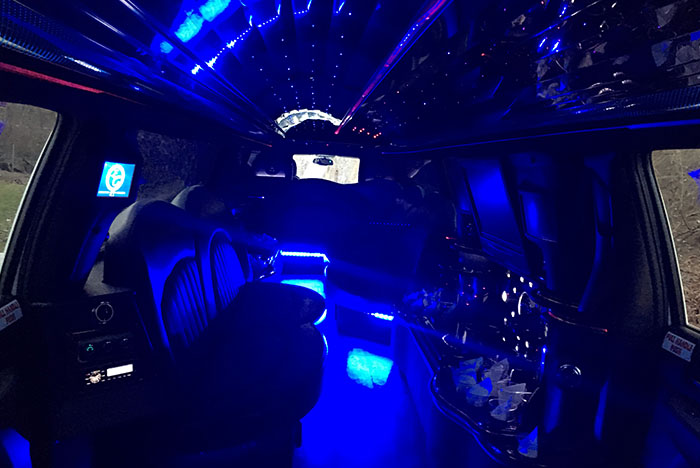 Cadillac Escalade Limousine Hire in NY