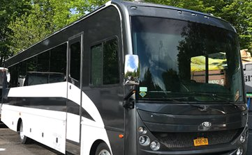 35 Passenger Party Bus NY