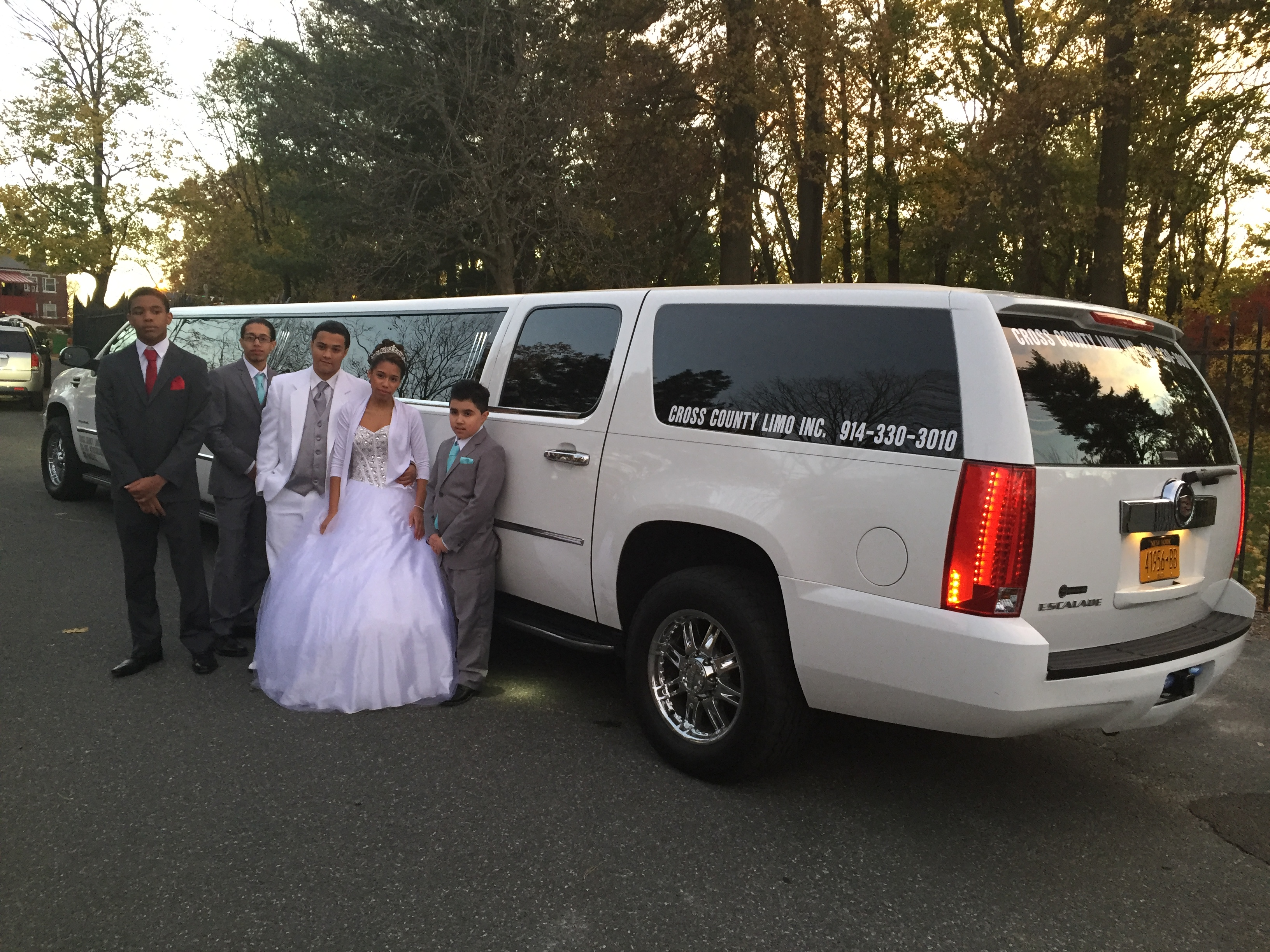 Limo Rental in White Plains