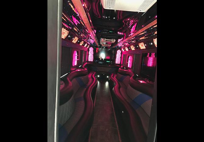 Luxury Party Bus NY